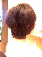 ヘアサロン ソラ(hair salon SOLA)大人ショート