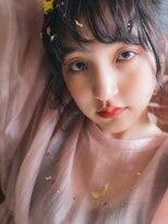 マイ ヘア デザイン(MY hair design)MY hair design ゆるっとフェミニンアレンジ