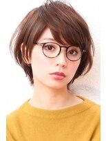 【西宮初♪ボブ専門店】前髪/ イメチェン/ ラベンダーカラー
