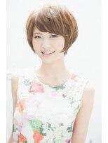 ヘアーズゲート カナートモール和泉府中店(HAIR'S GATE)シャイニーショート