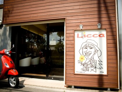 ヘアー メイク リッカ(hair make Licca)