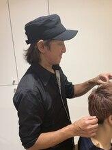 ヘアーサロンハラダ 島田店(Hair salon HARADA)伊藤 敦