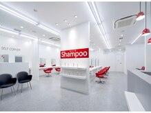 シャンプー あざみ野ガーデンズ店(Shampoo)の雰囲気(白を基調にした明るい店内です♪)