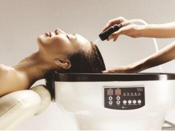 ティーツーインボルブ(T2 INVOLVE)の写真/【メディアでも話題のヘッドスパ!】頭皮環境を整え、健やかな髪に導きます。癒しのリラックス効果も抜群◎