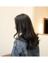 リール ヘアーアンドカンパニー(Rire Hair&Co.)【暗髪☆】ハイライトアッシュグレージュ