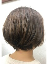 モイヘアーデザイン(moi hair design)ショートボブスタイル