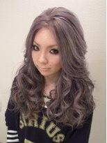 ヘアーメイク カリユ(HAIR MAKE kariyu)ハイライトとローライトがきいたスタイル
