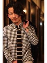 ウィ 立川(Oui)【Oui!】 Men's Style.Doramatic Body Perm