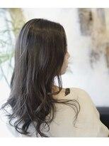 グランツヘアー(Glanz hair)インディゴアッシュカラー