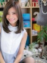 *+COVER HAIR+*…クールで可愛い☆イノセントカラーc