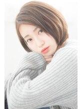 ヘアーアンドメイクノイ 笹塚店(hair and make NEU)さらつやボブ