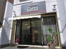 ヘアー サロン ガット(hair salon Gatto)の雰囲気(CAFE風の外観です♪)