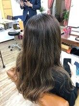 髪の状態をしっかりカウンセリングしていきます☆ 【大泉学園練馬/保谷/石神井公園/ひばりヶ丘】