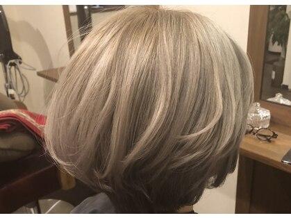 ヘアーアンドメイク ルチア(Hair&Make LUCIA)の写真