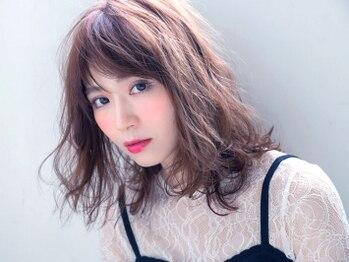 コースト 瑞江(corst)の写真/【透明感×ツヤ髪♪】デザインはもちろん最上級★質感とダメージにもこだわる大人女性の為のカラー♪[瑞江]