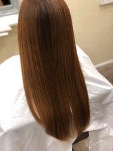 ルシア ヘア(Lucia hair)酸熱髪質改善トリートメントストレート