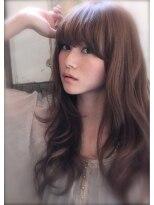 ピンクアッシュルーズパーマ☆R.rover[0222115078]
