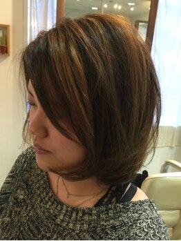 ヘア ドレッシング ステラ(Hair Dressing Stella)の写真/年齢と共に増えるお悩みに…施術からアフターケアまであなたのお悩みに向き合い、より素敵なスタイルに♪