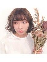 ヘアーデコ グラント(hair deco Grant)flower