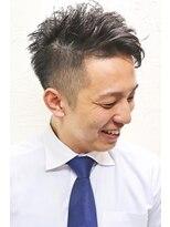 zerohair アシメショート