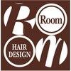 ルームヘアデザイン(Room HAIRDESIGN)のお店ロゴ