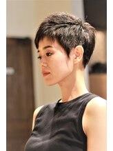 エムズヘアー(M's HAIR)★Ms hair★very short style no2.