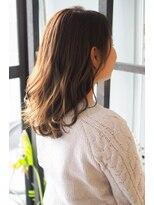リタへアーズ(RITA Hairs)[RITA Hairs]透明感◎ハイライトxシアーグレージュ♪お客様snap