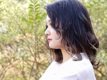 美容室 ルチア ハワイ(Luccica HAWAII)の写真/あなたのなりたい髪色を叶える♪デザインカラーも低ダメージにこだわるサロンです◎