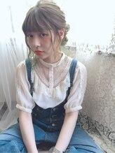 アリス ヘア デザイン(Alice Hair Design)Alice☆簡単アレンジ