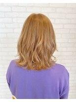 ビス ヘア アンド ビューティー 西新井店(Vis Hair&Beauty)ナチュラル/ベージュ/ミルクティー/大人ボブ/大人かわいい/小顔