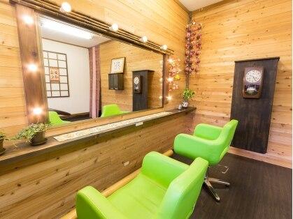 隠れ家美容室 雅の写真