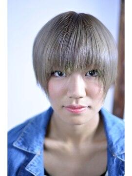 最上もがの髪型のオーダー方法・セット方法|黒髪/ショート,ヘア