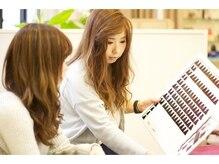 【輝く美髪へ☆】カット+ジュエリ-カラ-+ノナトリートメントのご紹介☆