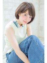 【joemi】ふんわり大人可愛いショートボブ<小倉太郎>