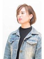 ソラ ヘアデザイン(Sora hair design)カッコいい、おしゃ可愛いボブ
