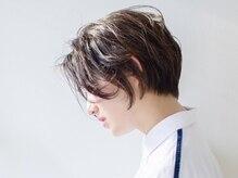 ブルース ヘアー デザイン サロン(BLUES Hair Design Salon)の雰囲気(髪のお悩みに合わせた施術でクセ毛も絶妙にコントロール!)