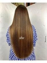 アービング(a'bing)髪質改善酸性縮毛矯正