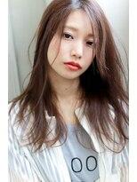 ラフィス ヘアーピュール 梅田茶屋町店(La fith hair pur)【La fith】 無造作カール×セミロング