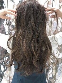 アリーナ 船橋日大前店(arena)の写真/オーガニックカラーの最上級ブランド《ヴィラロドラ》髪と頭皮に優しい成分でカラーもヘアケアも同時に!