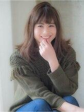 オーブヘアーニーナ 麻生札幌5号店(AUBE hair nina)ラフさが心地良いおしゃれミディアム