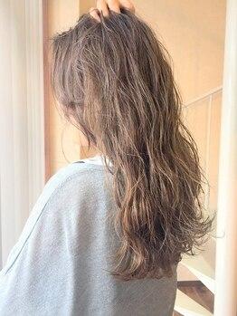 ヘアアンドリラクゼーション ペチカ(hair&relaxation petica)の写真/【高屋/駐車場有】トレンド×似合わせであなただけのオリジナルカラーを見つけてくれる♪秋色にチェンジ☆