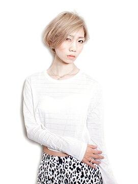 イリス(Iris.)プラチナアッシュ★