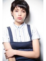 ミンクス ギンザ(MINX ginza)【MINX鈴木貴徳】真木よう子風 マニッシュショート