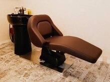 ミラクル 美容室(miracle)の雰囲気(眠ってしまうほど落ち着けるシャンプー台♪)