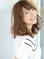 ノイエ(noie)【noie★小島】大人ゆるカールセミディ
