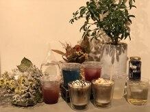 リラエ(Lyrae)の雰囲気(カフェ!?と言われるくらいのフリードリンクメニュー♪)