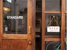 スタンダード(STANDARD)の雰囲気(こちらが入口。気を張らずに入れる雰囲気です)