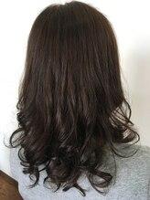 ヘアー ベル フルール(HAIR Belle fleur)巻き髪風ふんわりスタイル