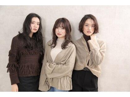 ヘアーアンドメイク ソファー 泉中央店(hair&make Sofa)の写真