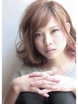 エッジィボブ【Lucia hair fill天王寺店】